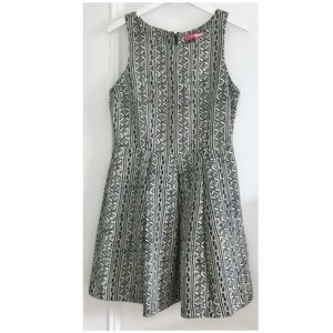 🎈Plenty by Tracy Reese geo print dress, Size 8
